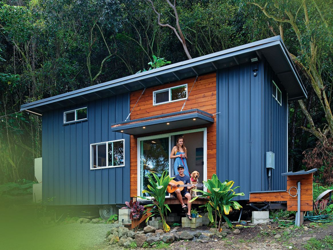 Small-Kine Homes: How 12 Local Families Make the Most of Little ..