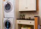 Small Laundry and Mud Room Inspiration | Swanky Design Company