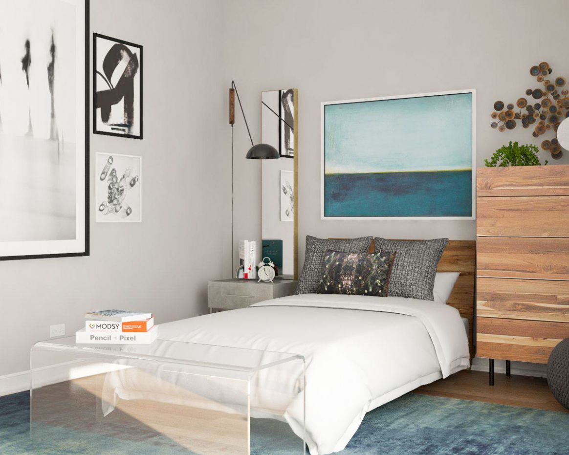 Small Space Ideas: Simple Ways To Maximize A Small Bedroom - bedroom ideas small spaces