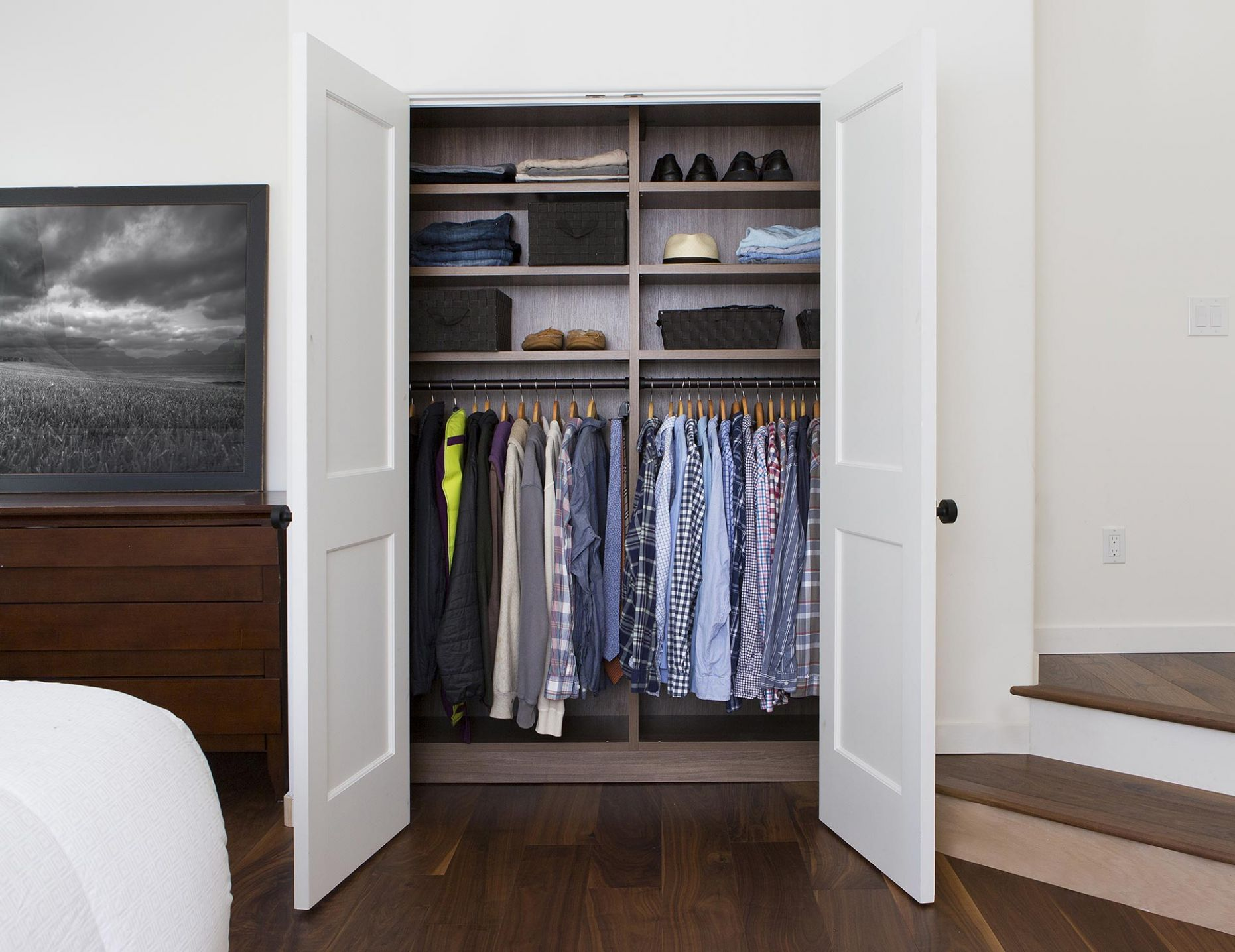 Small Space Storage Solutions & Design Ideas | California Closets