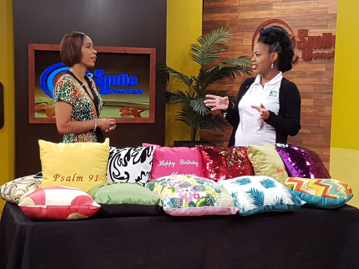 """Smile Jamaica on Twitter: """"Now: Get Comfy for Christmas with .."""