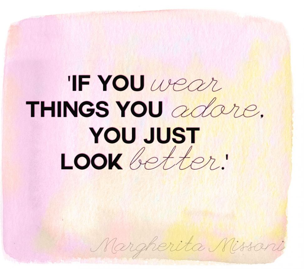 style quotes what to wear missoni - StyleFrizz | Photo Gallery - spring clothes quotes