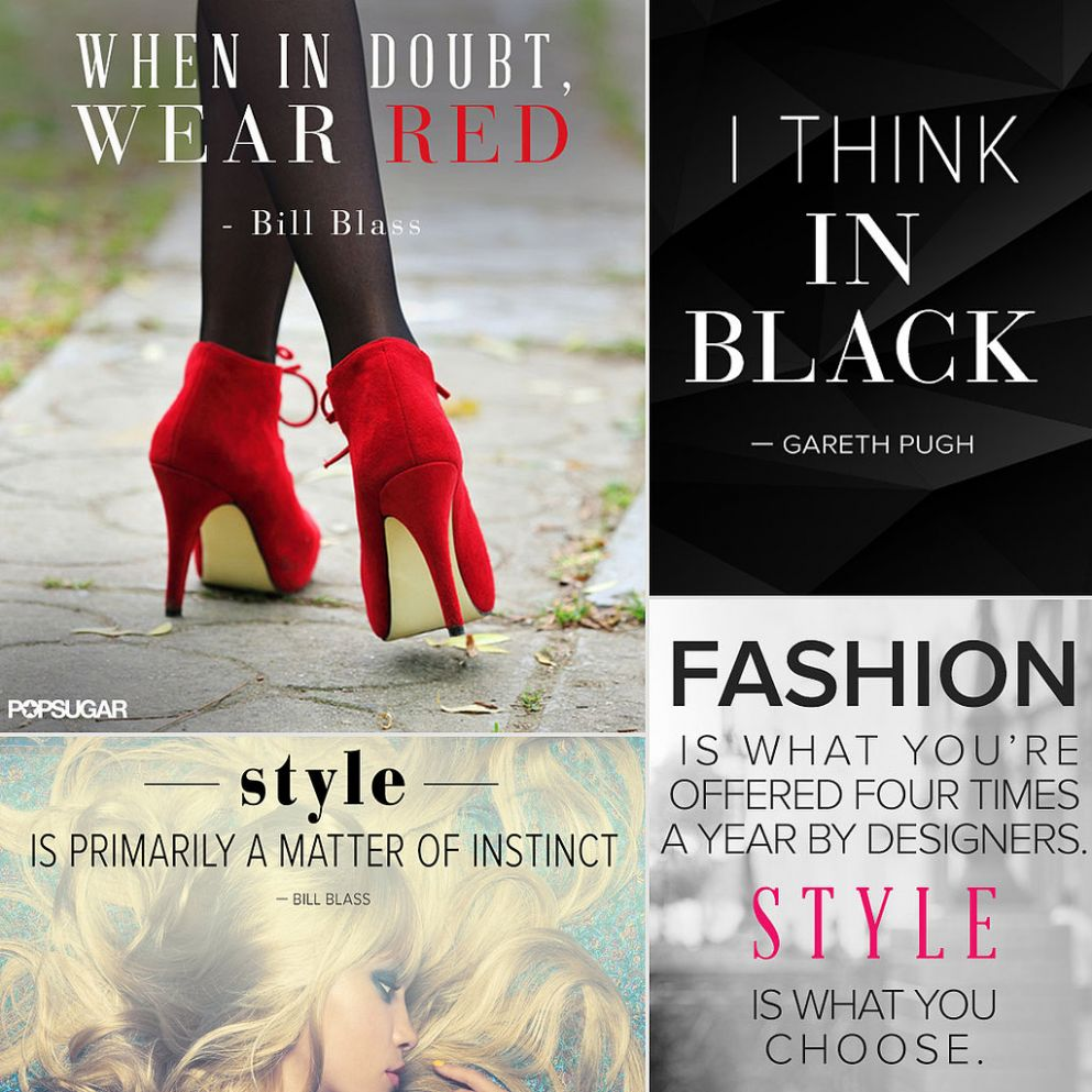 Summer Fashion Quotes