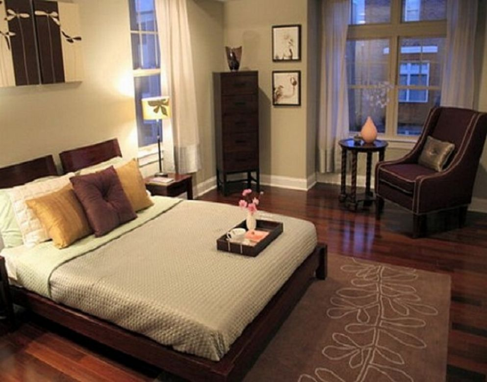 Surprising Apartment Bedroom Decor Small Ideas Decorating Room ..