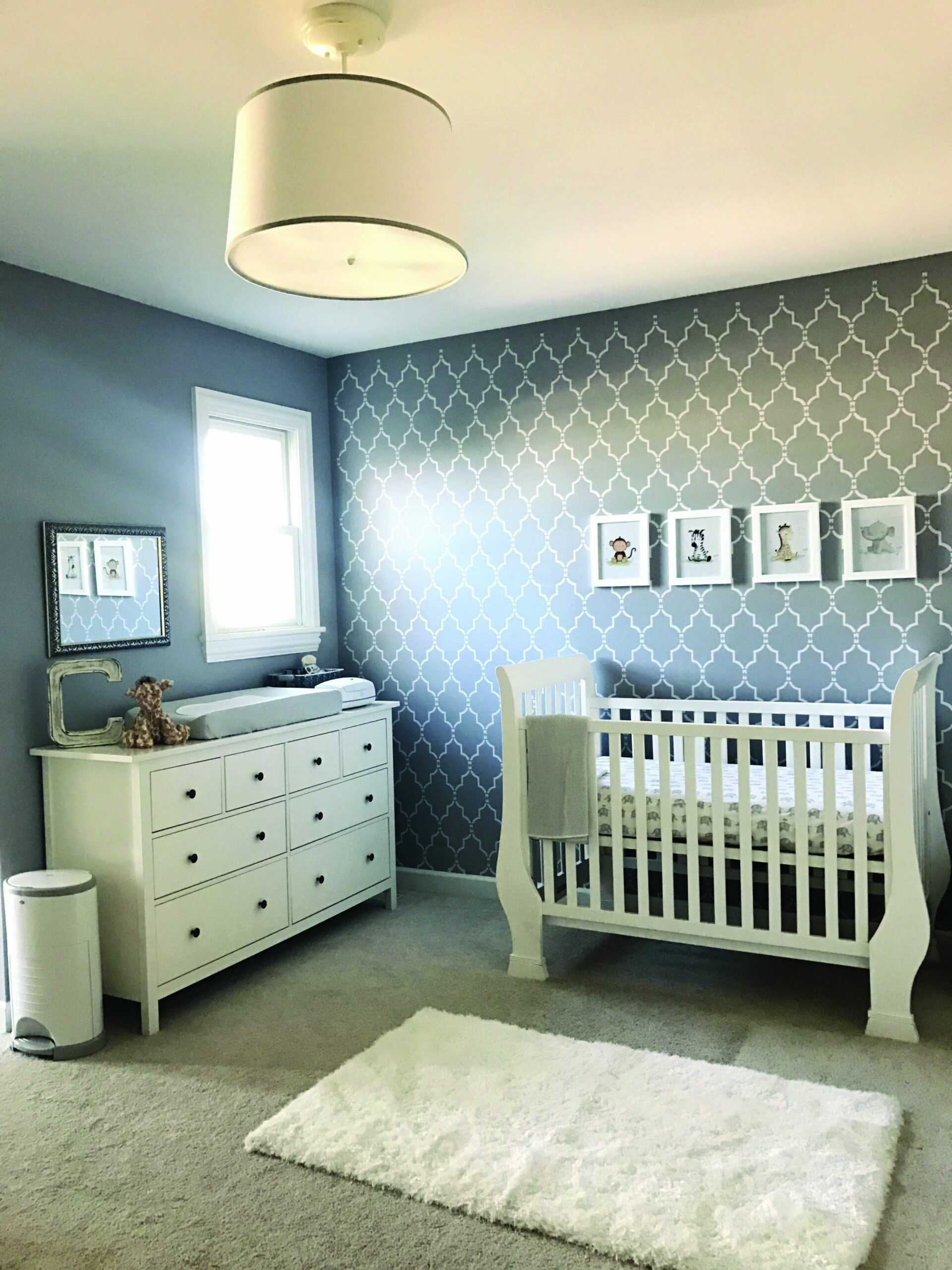 Sweet and also Simple Nursery Designs | Baby nursery decor, Baby ...