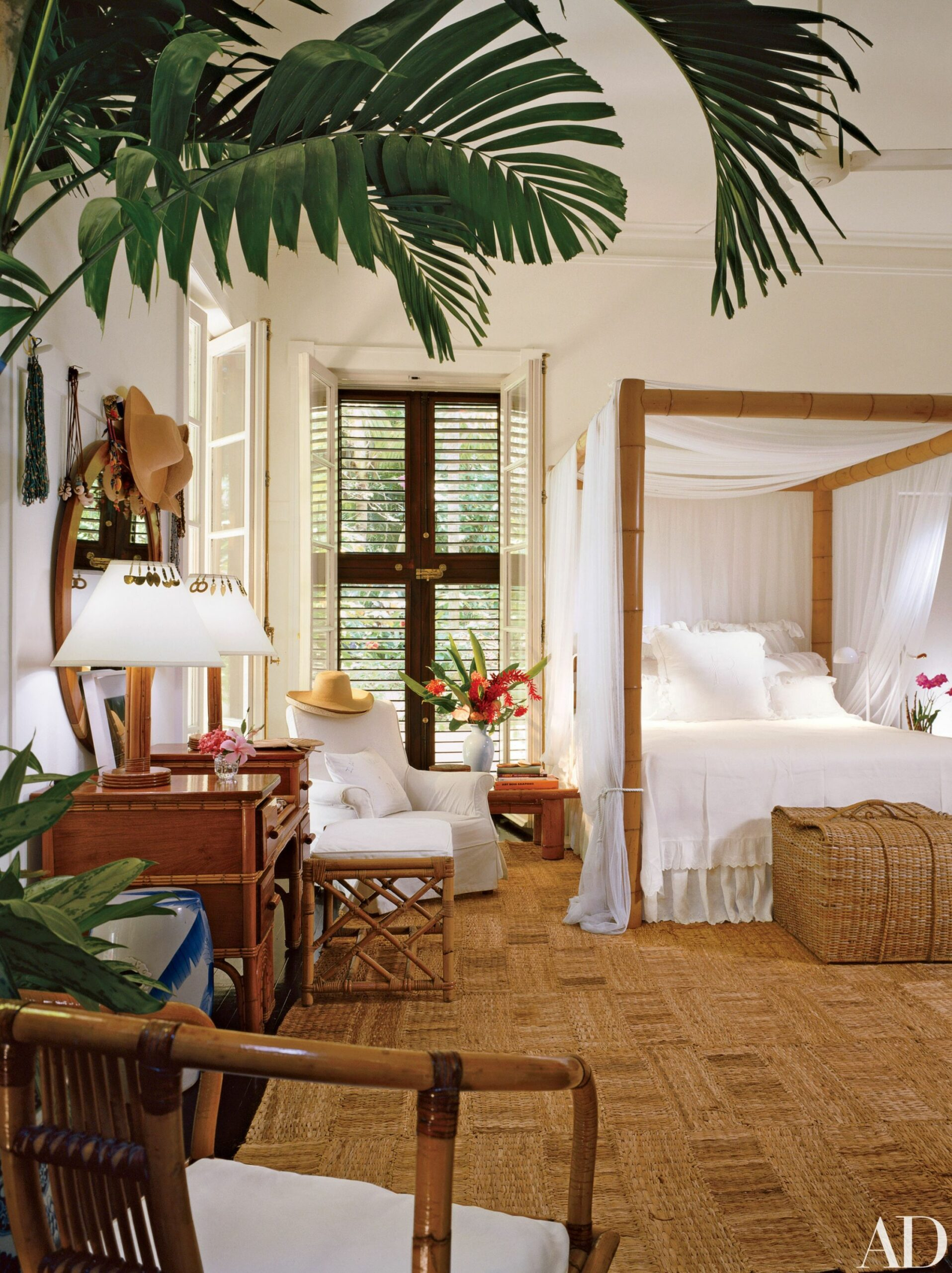 Take a Look Inside Ralph Lauren's House in Jamaica | Architectural ...