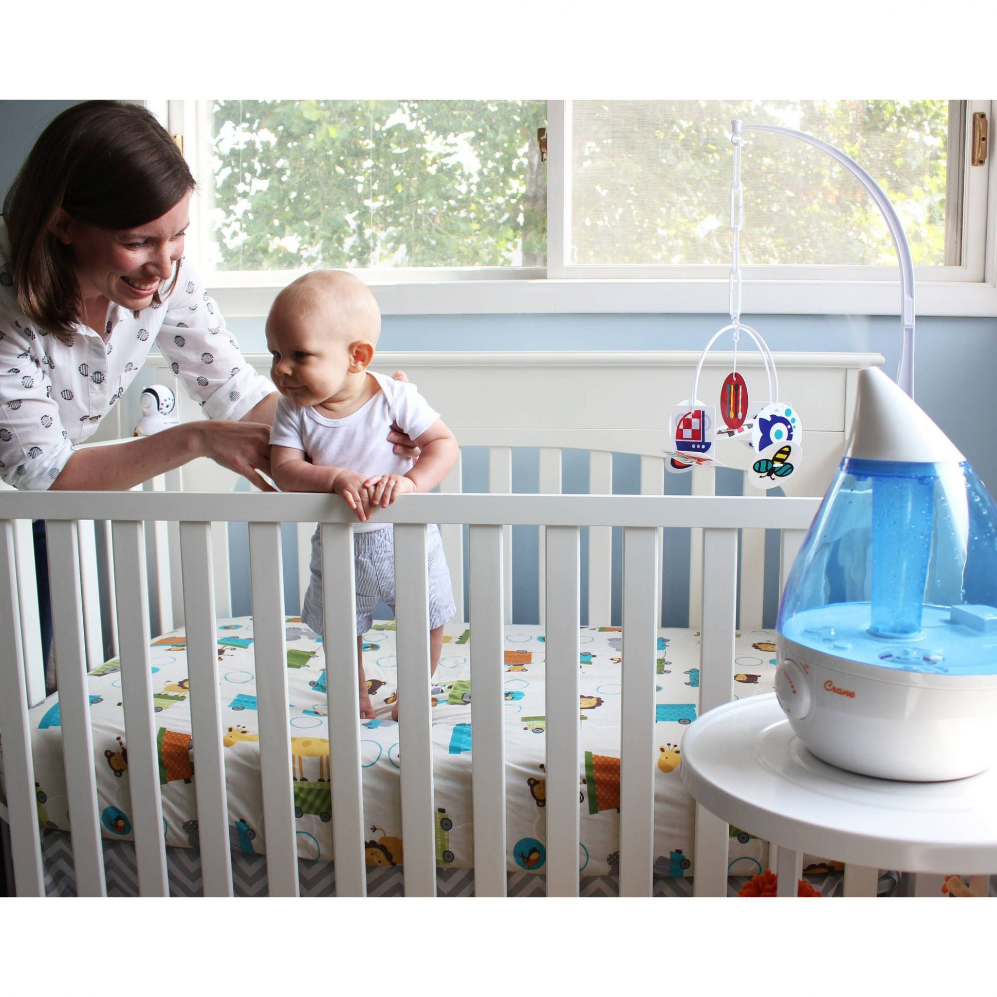 The 9 Best Humidifiers for Babies of 9 - baby room humidifier