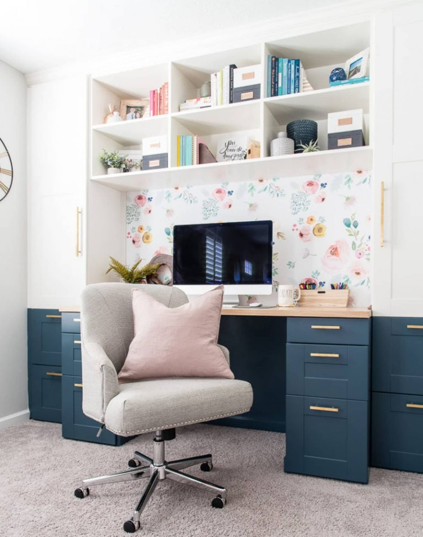 The Best Office Decor Ideas | Apartment Therapy - decorating your home office ideas
