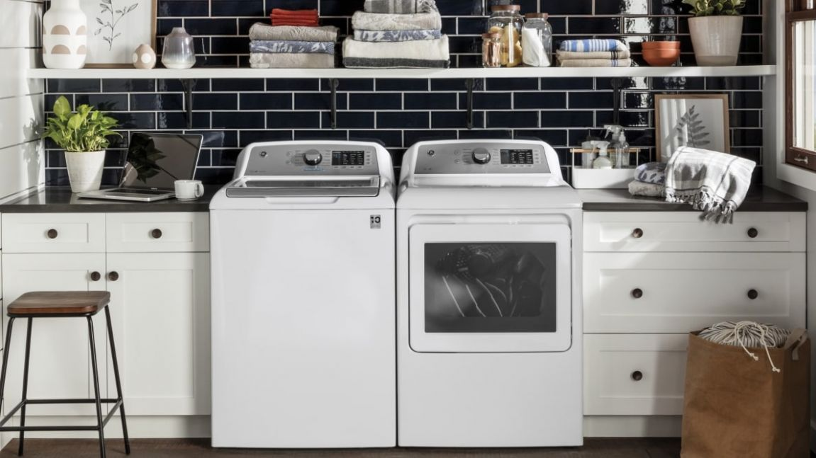 The Best Top-Load Washers of 12 - Reviewed Laundry - laundry room ideas for top loading washers