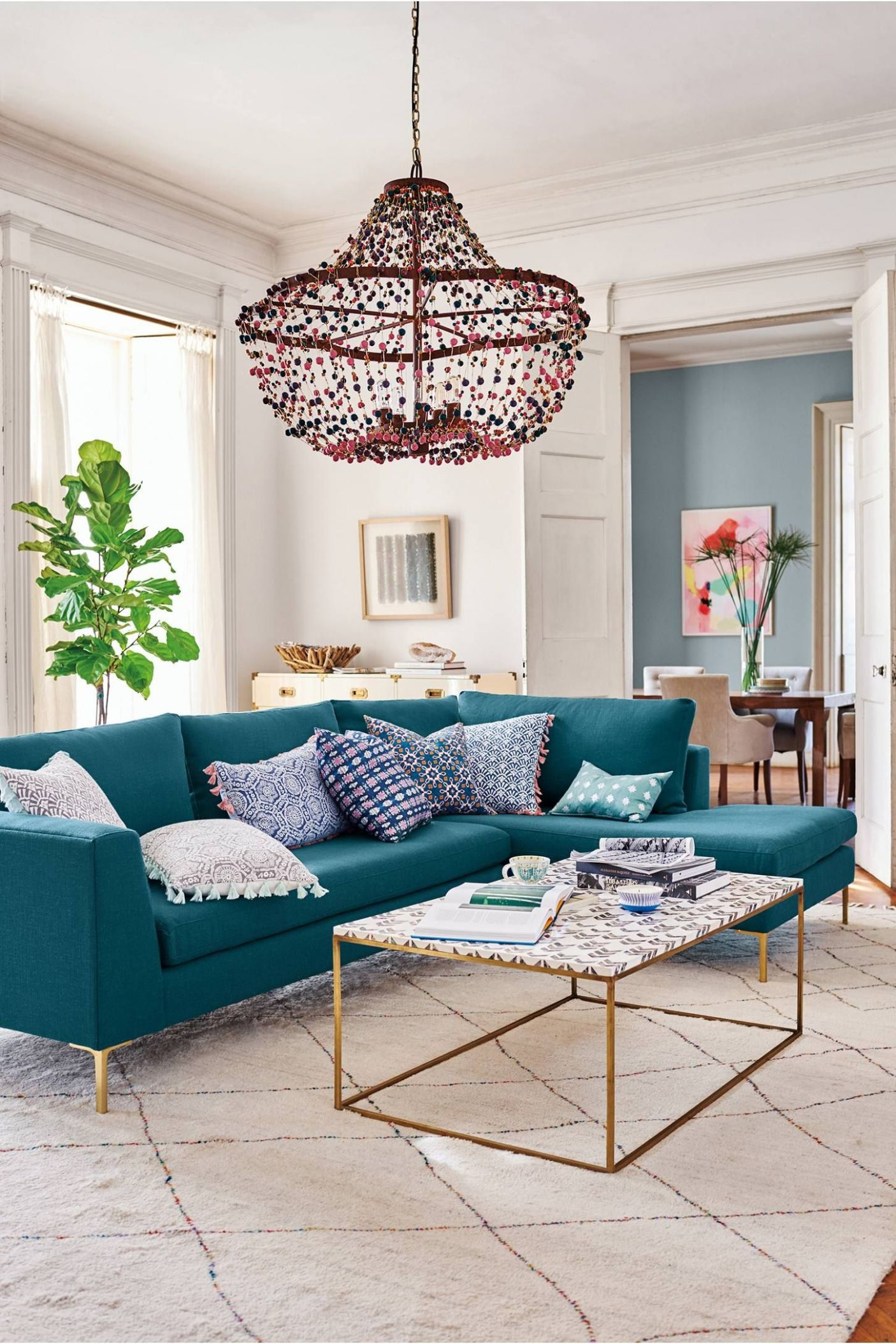 The Inspired Home | Living room colors, Living room designs ..