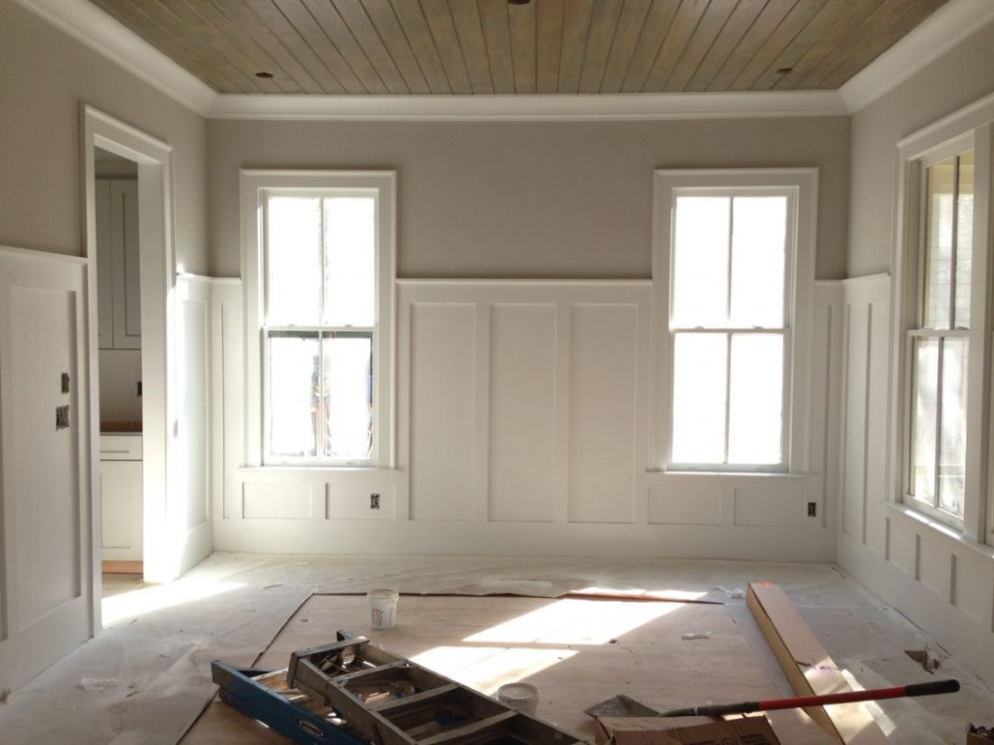 The Surface Masters | Dining room wainscoting, Wainscoting bedroom ..