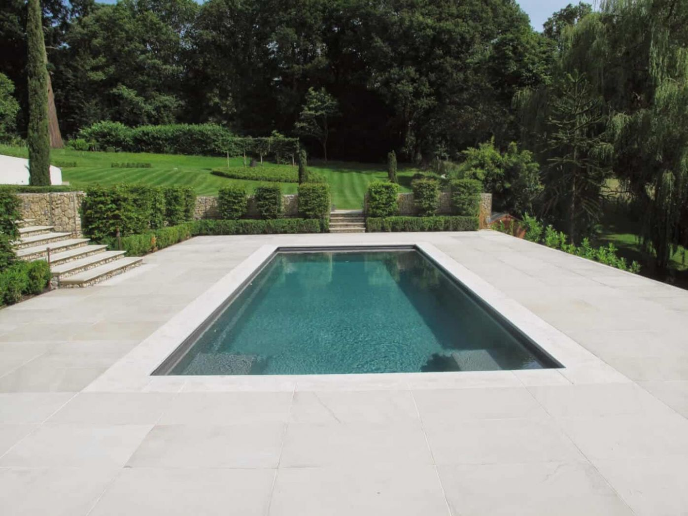 The Ultimate Guide to Swimming Pool Design in the UK | Compass Pools - pool ideas uk