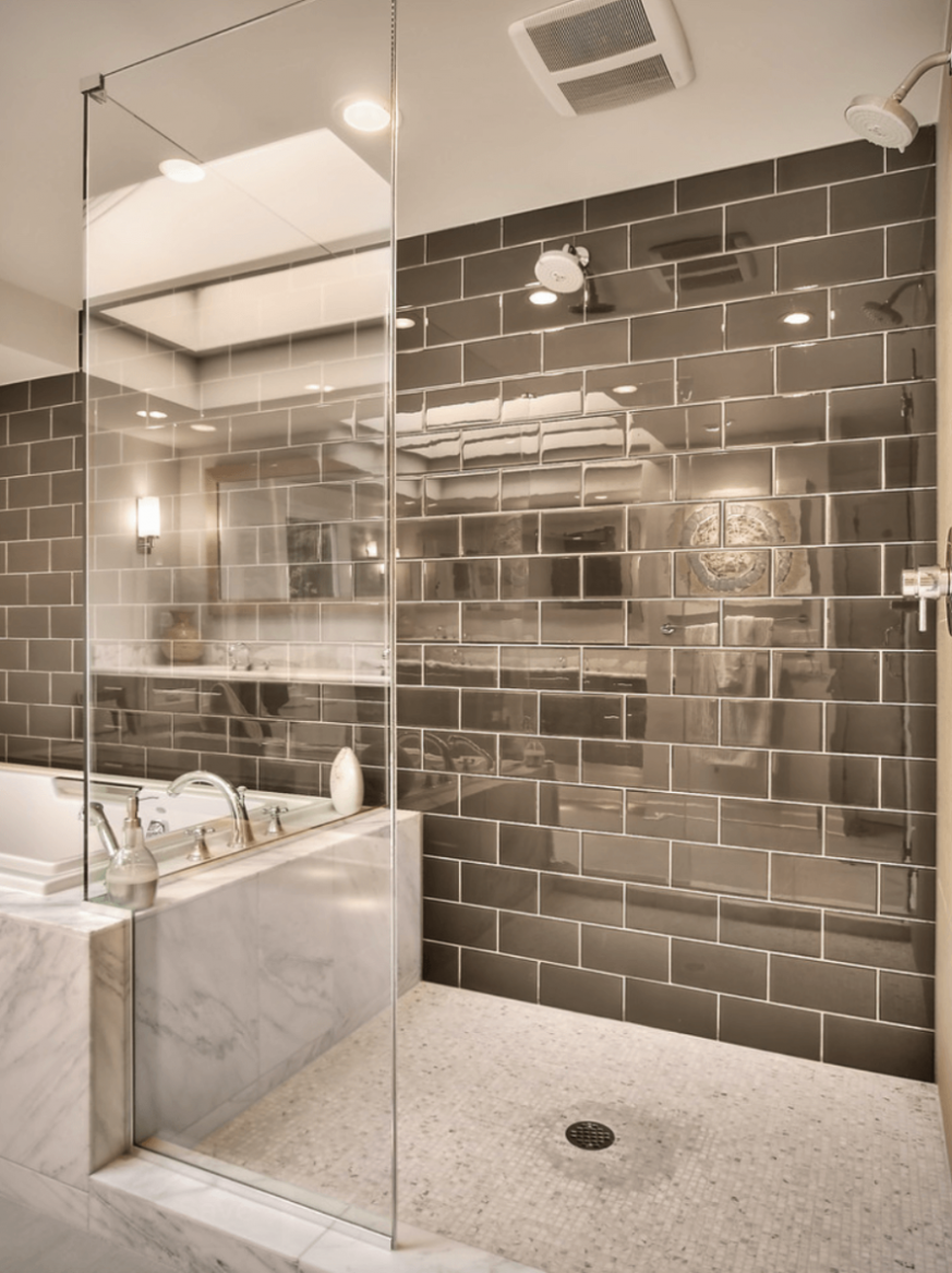 These 8 Tile Shower Ideas Will Have You Planning Your Bathroom Redo