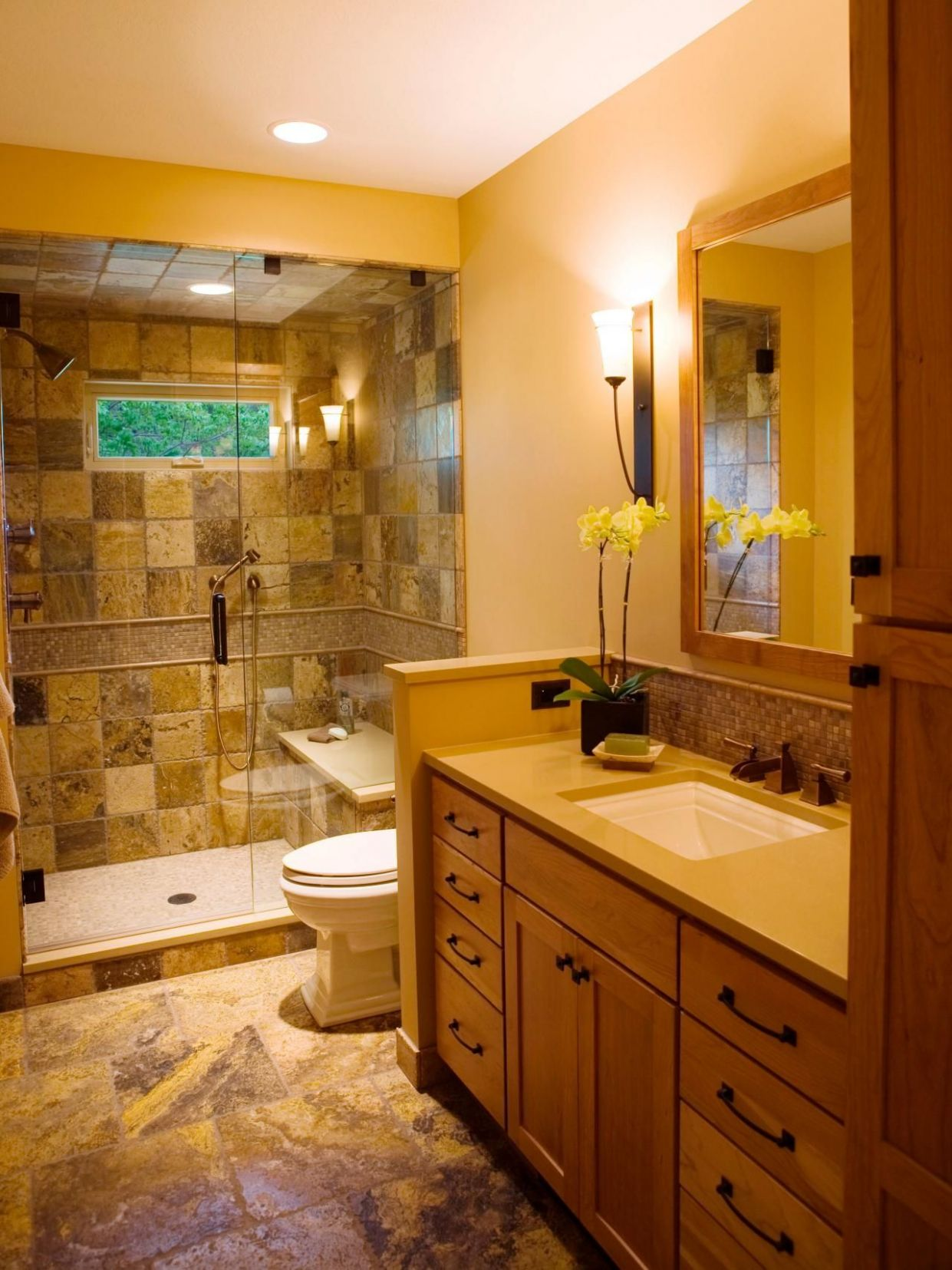 Three-Quarter Bathrooms | Bathroom Design - Choose Floor Plan ...