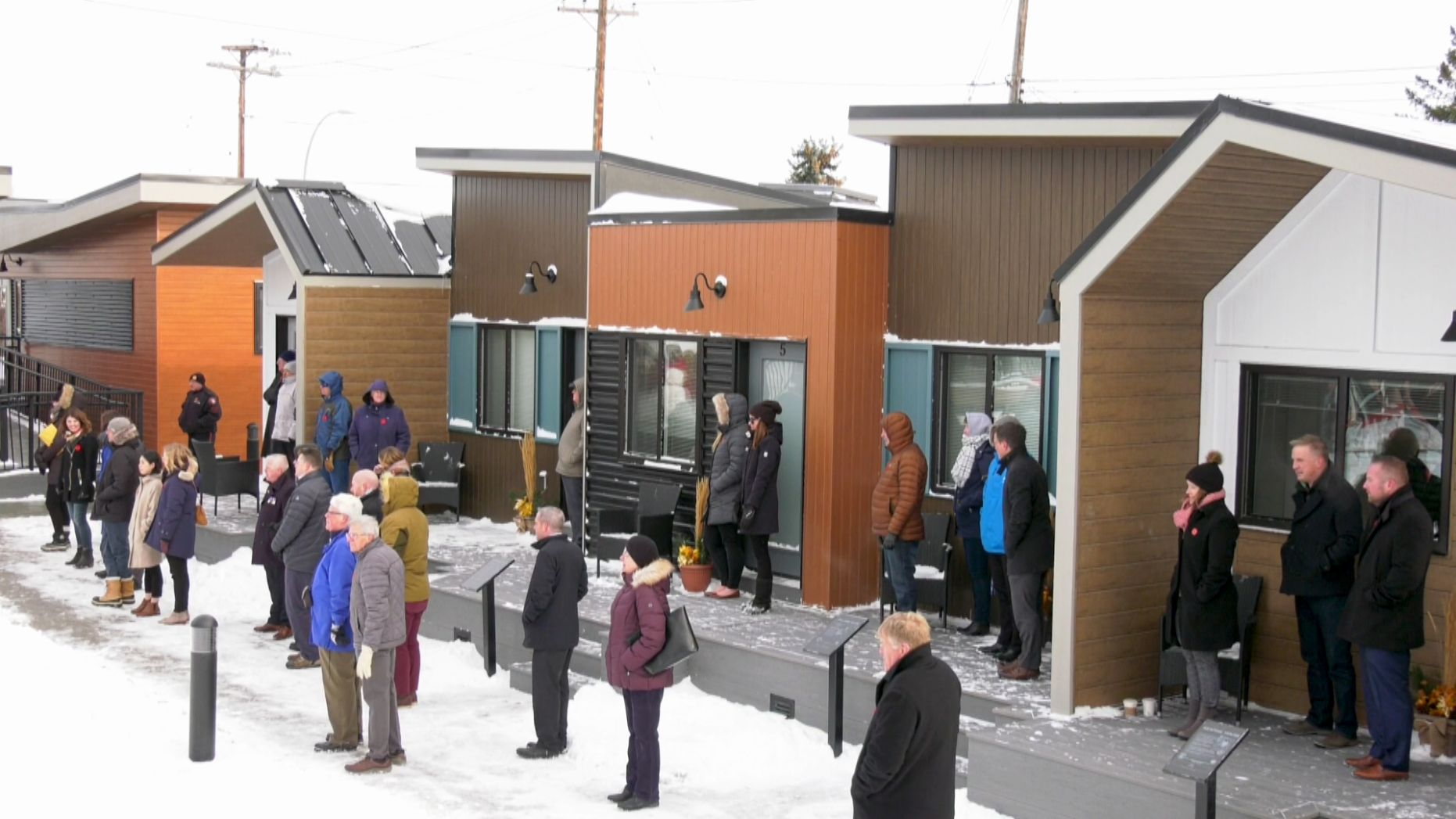 Tiny homes could have big impact for Edmonton's homeless veterans ...