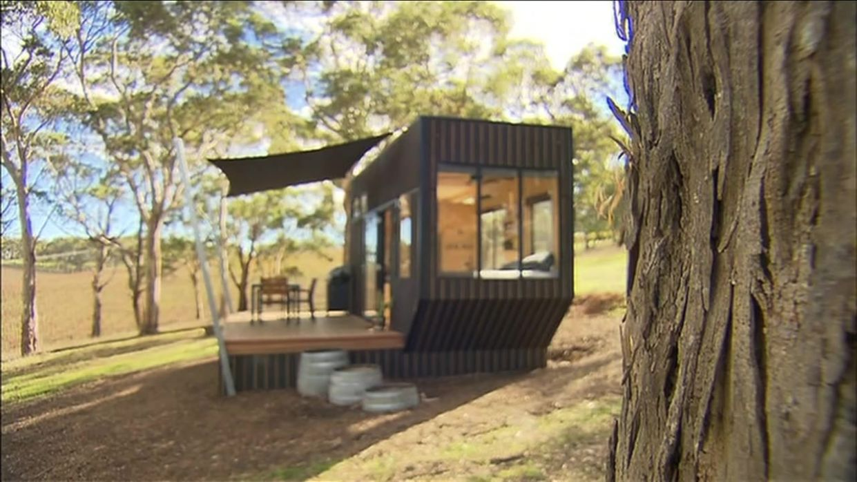 Tiny house trend hits Adelaide with new start-up, CABN | 11NEWS.com