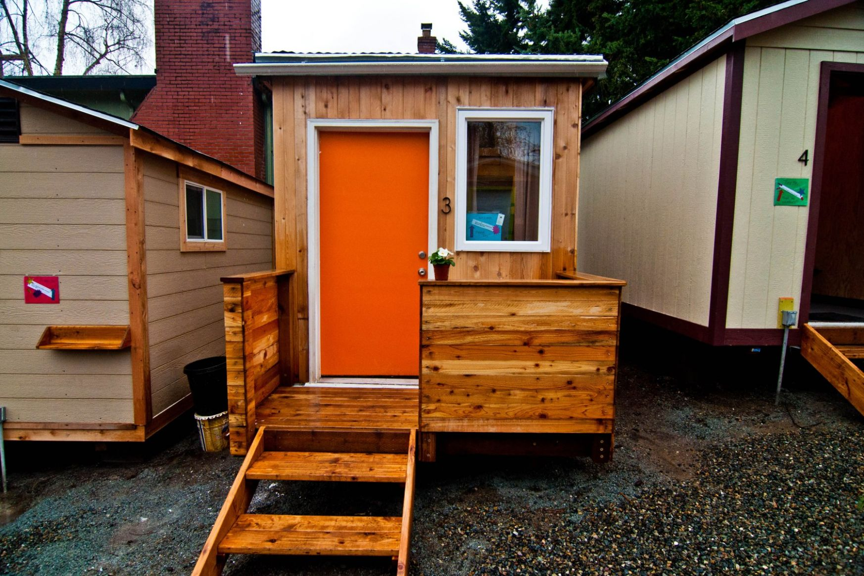 Tiny Houses | Low Income Housing Institute - tiny house village seattle