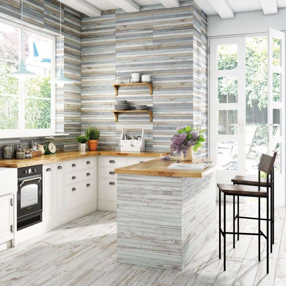 Top 12 Kitchen Tiles: Fab Splashback and Floor Ideas - Walls and ..