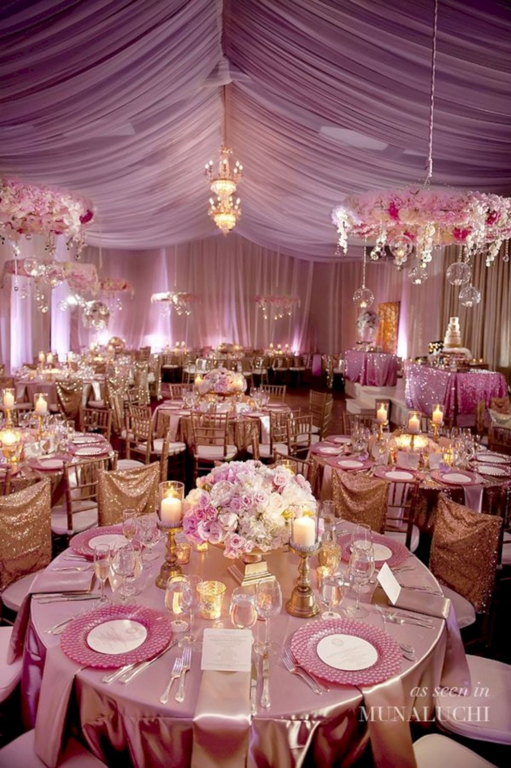 Top 12+ Red Quinceanera Decor Ideas For Sweet Wedding Inspiration ...