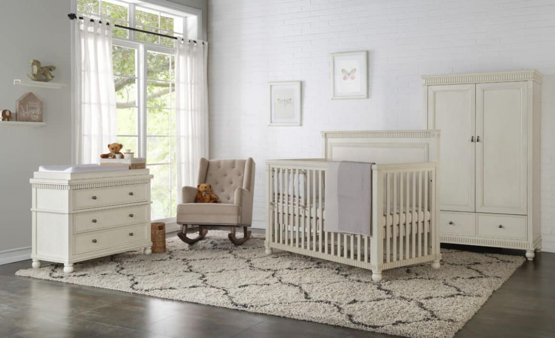 Top Tips: The most stylish baby room trends of 8