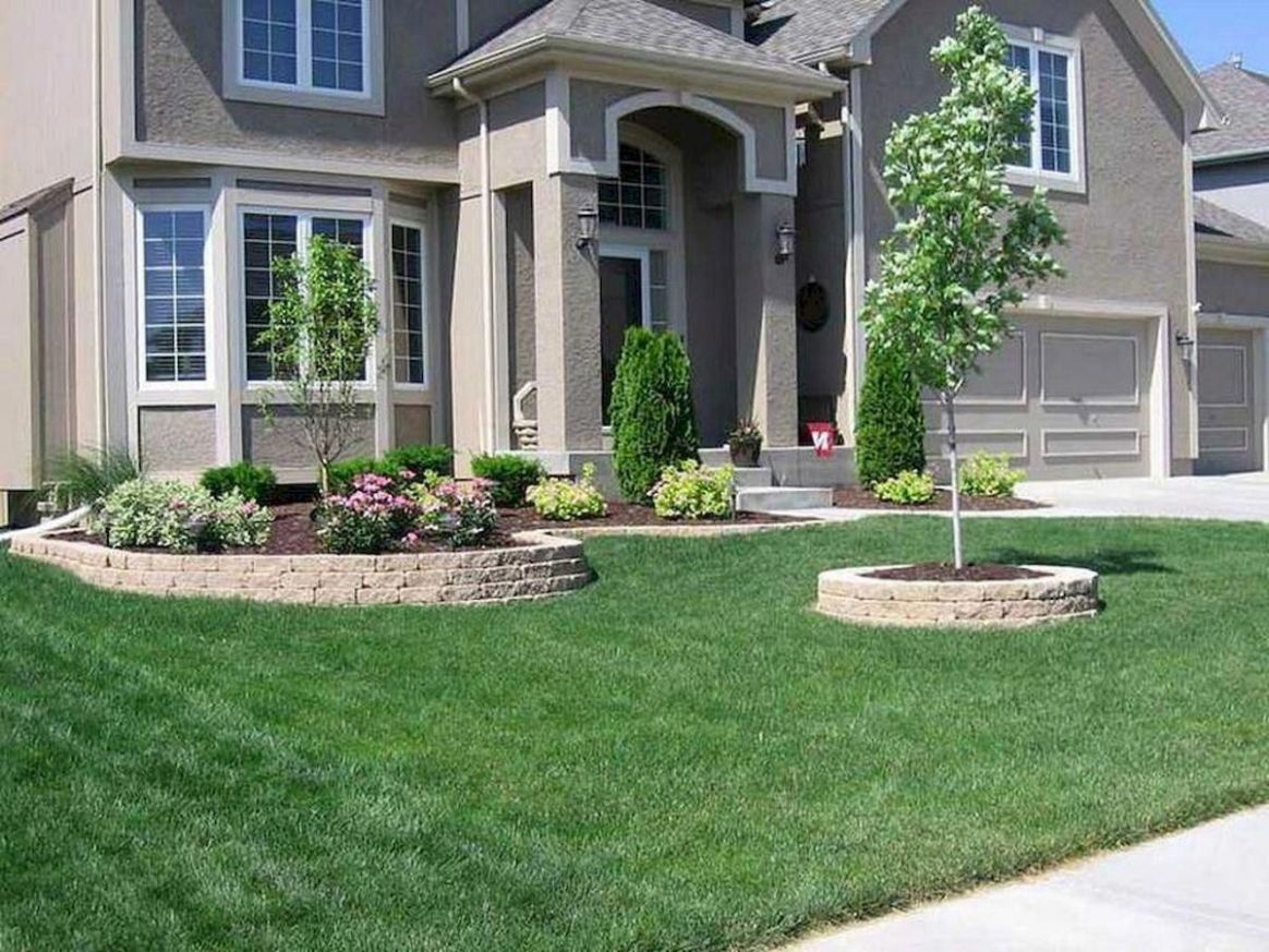 Try These Backyard Landscaping Ideas on a Budget | Front yard ..
