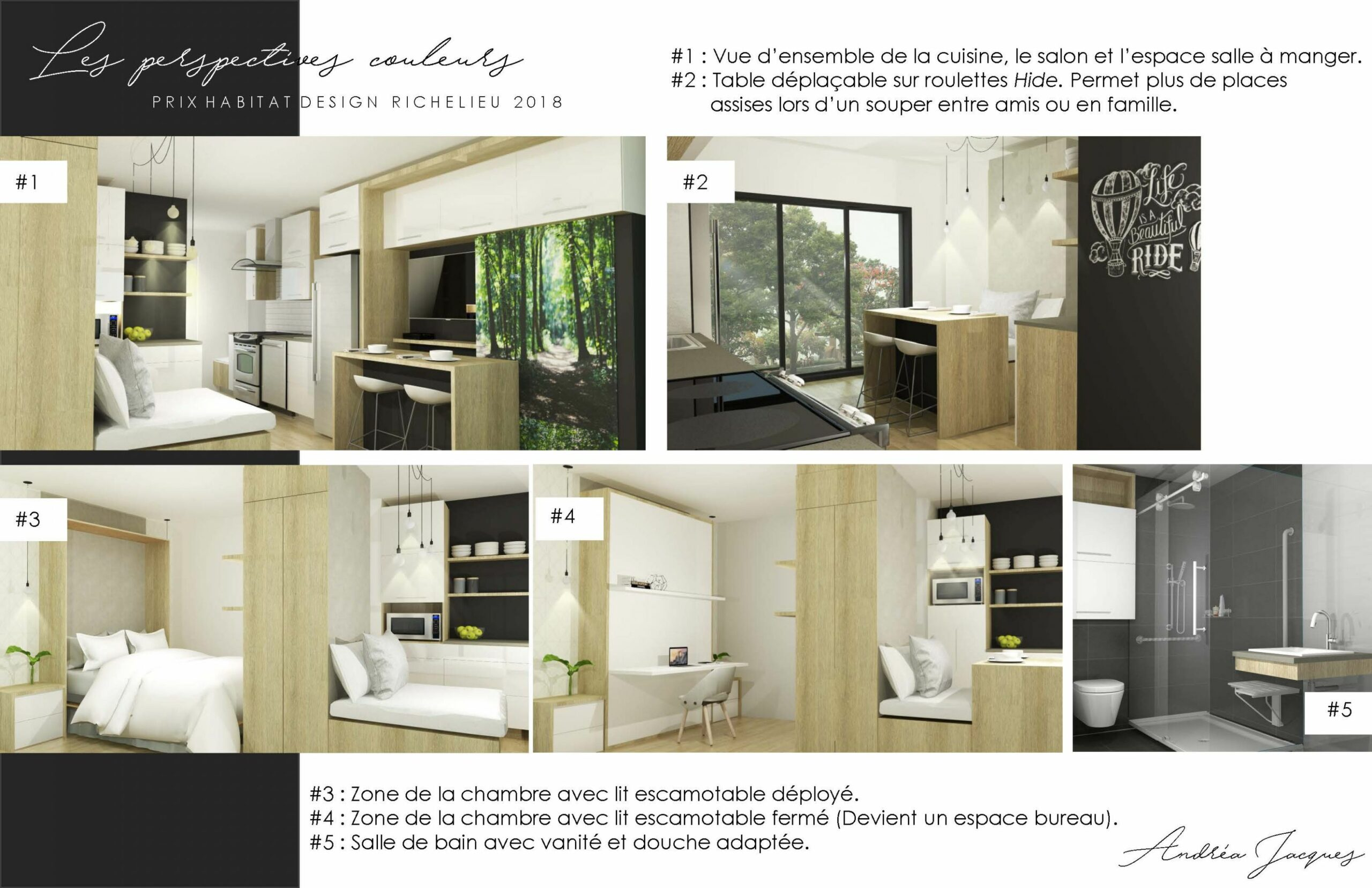 Universal Design Features Give These Micro-Apartments Extra ..