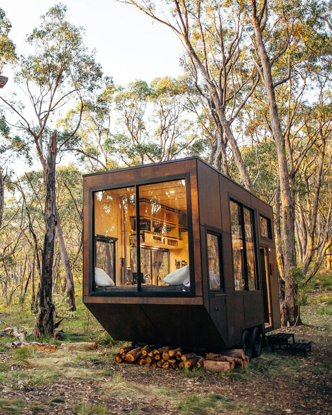 Unplug at This Off-Grid Tiny Home in South Australia | Container ..