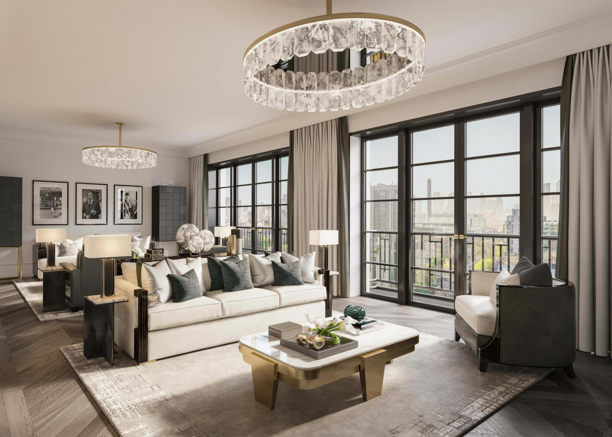 Upper East Side Apartment | Luxury Interior Design in New York ...