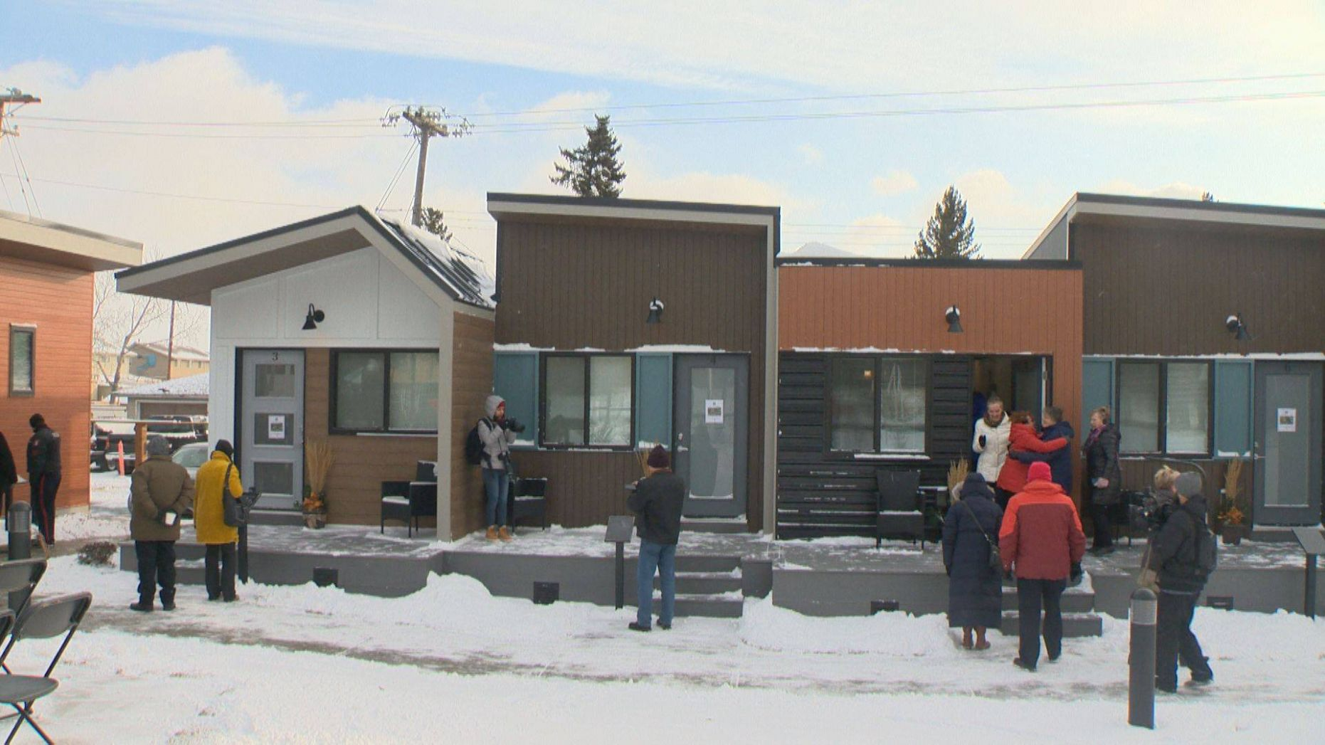 Veterans village of tiny homes pitched for north Edmonton ...
