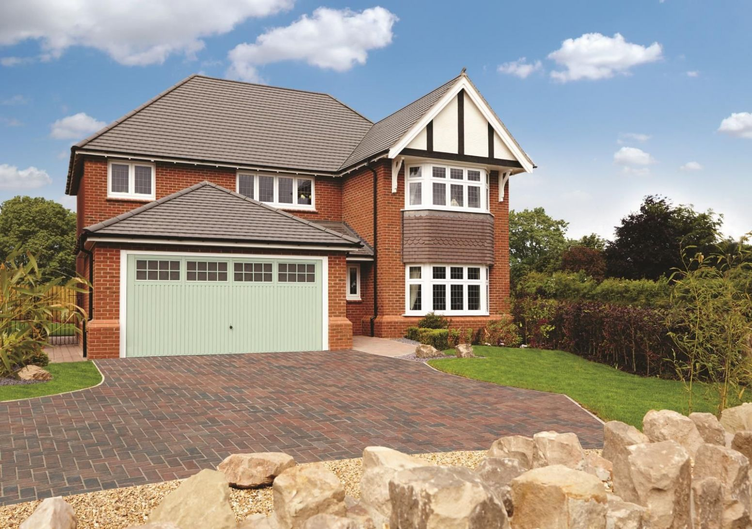 Visit our stunning Henley showhome at the New Heys development ..
