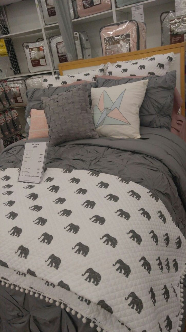 Want this bedding!!! (With images) | Elephant bedroom, Bedroom ...
