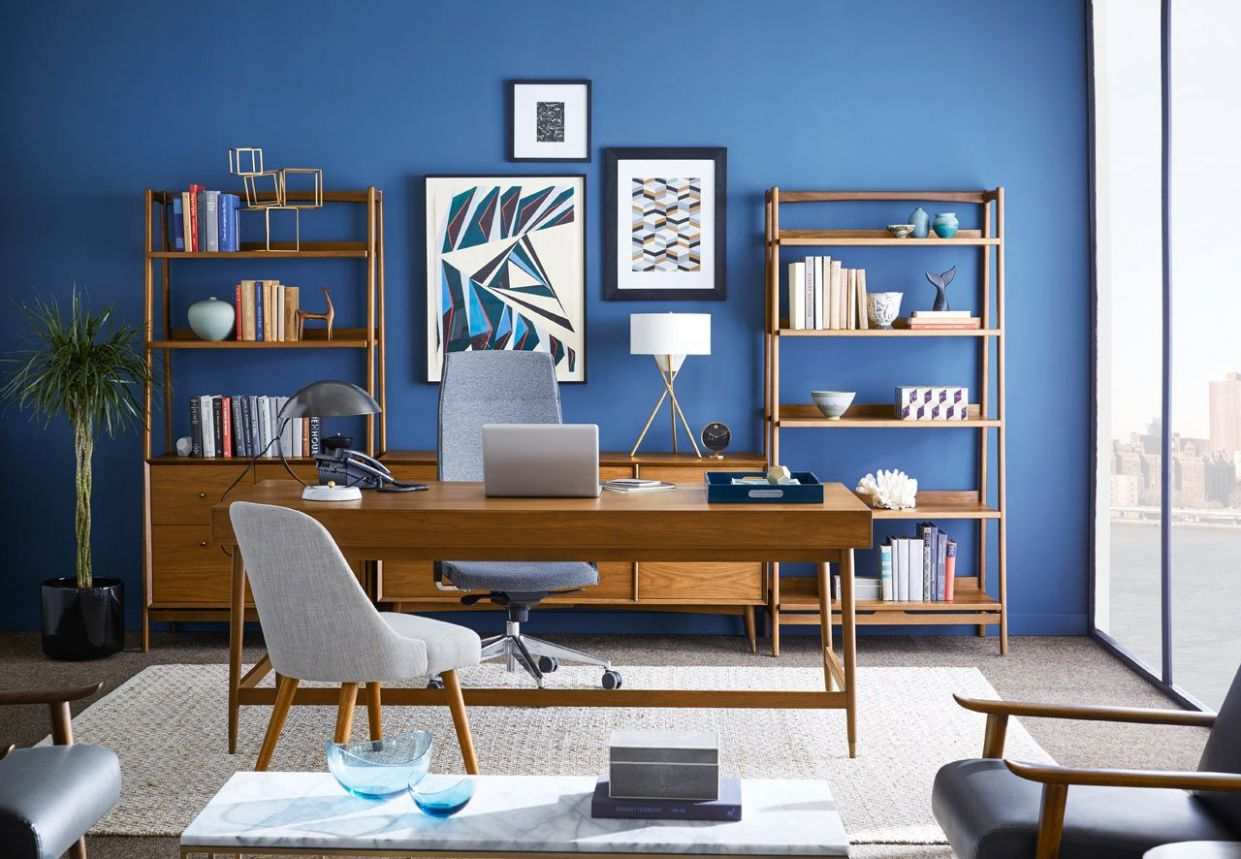 West Elm Workspace Office Furniture | Home office furniture, Home ..