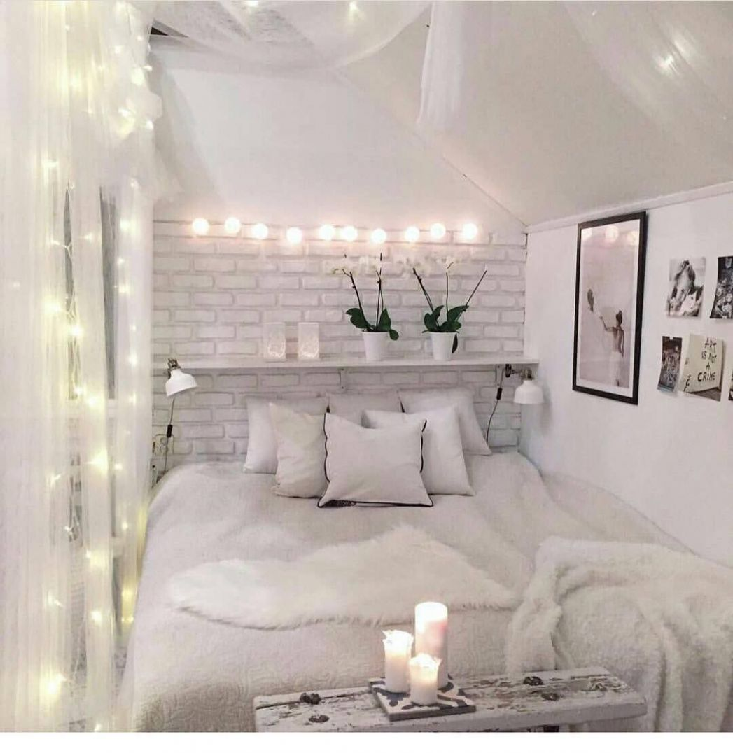 What a bedroom truly needs?A down duvet.#amazon | White bedroom ...
