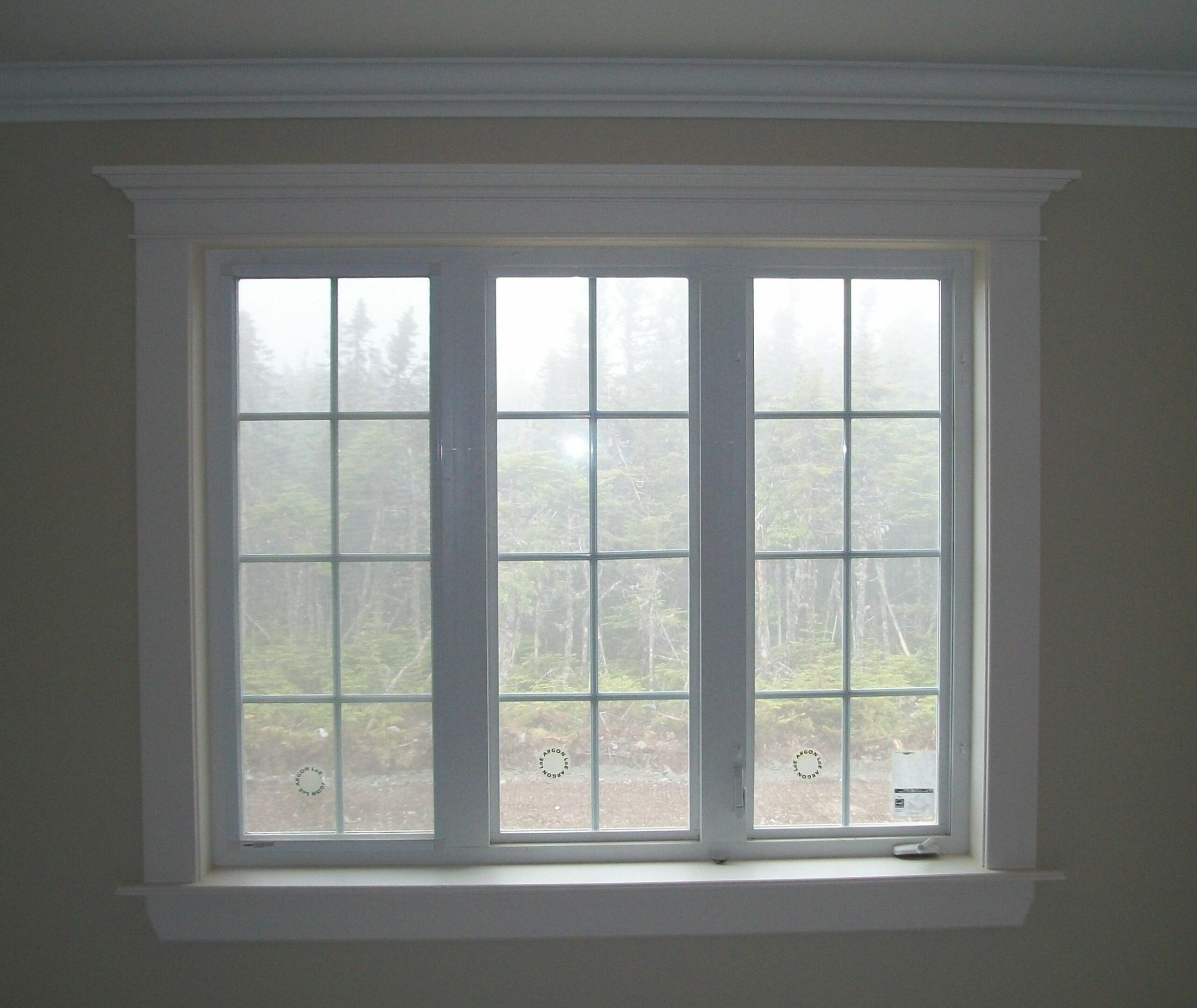 window trim - Google Search | Interior window trim, House window ...