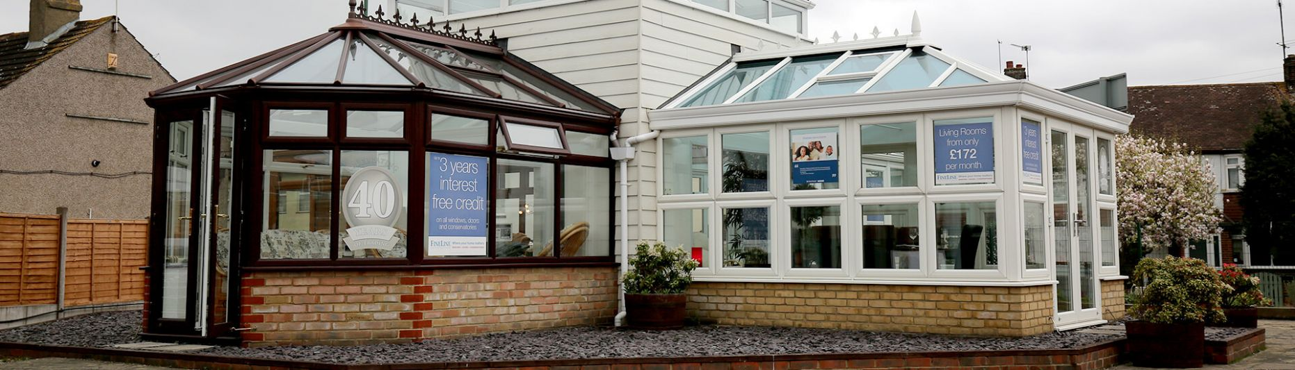 Your conservatory journey with us - Fineline
