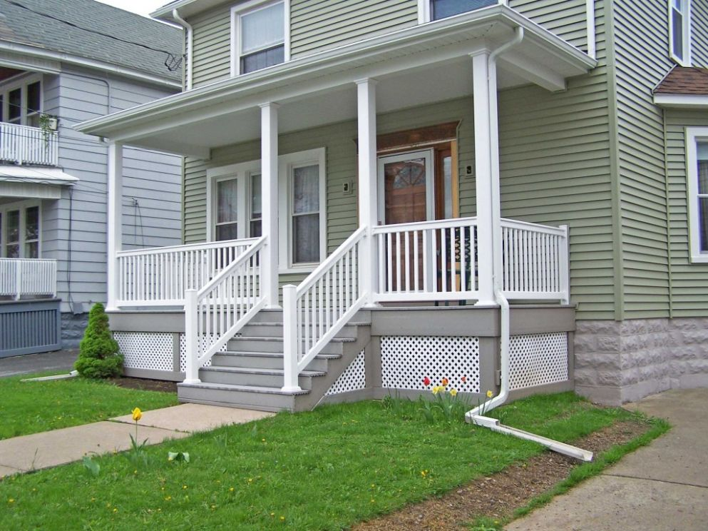 10 Awesome And Beautiful Front Porch Ideas - front porch ideas and more