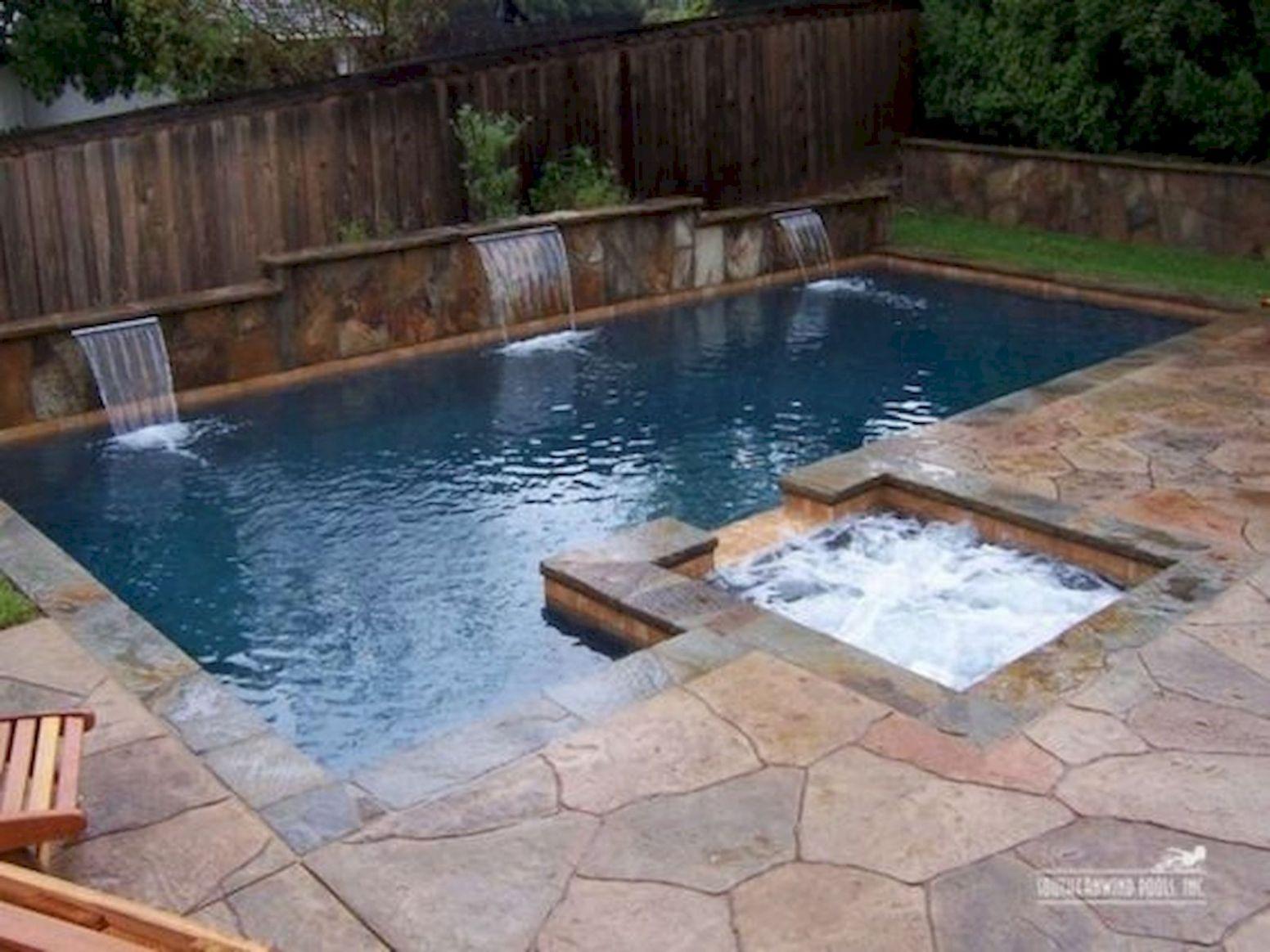 10 Awesome Backyard Swimming Pools Design Ideas - house10