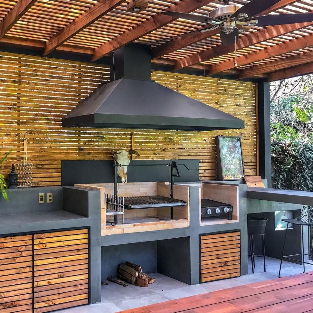10 Awesome Outdoor Kitchen Ideas and Design (con imágenes ..