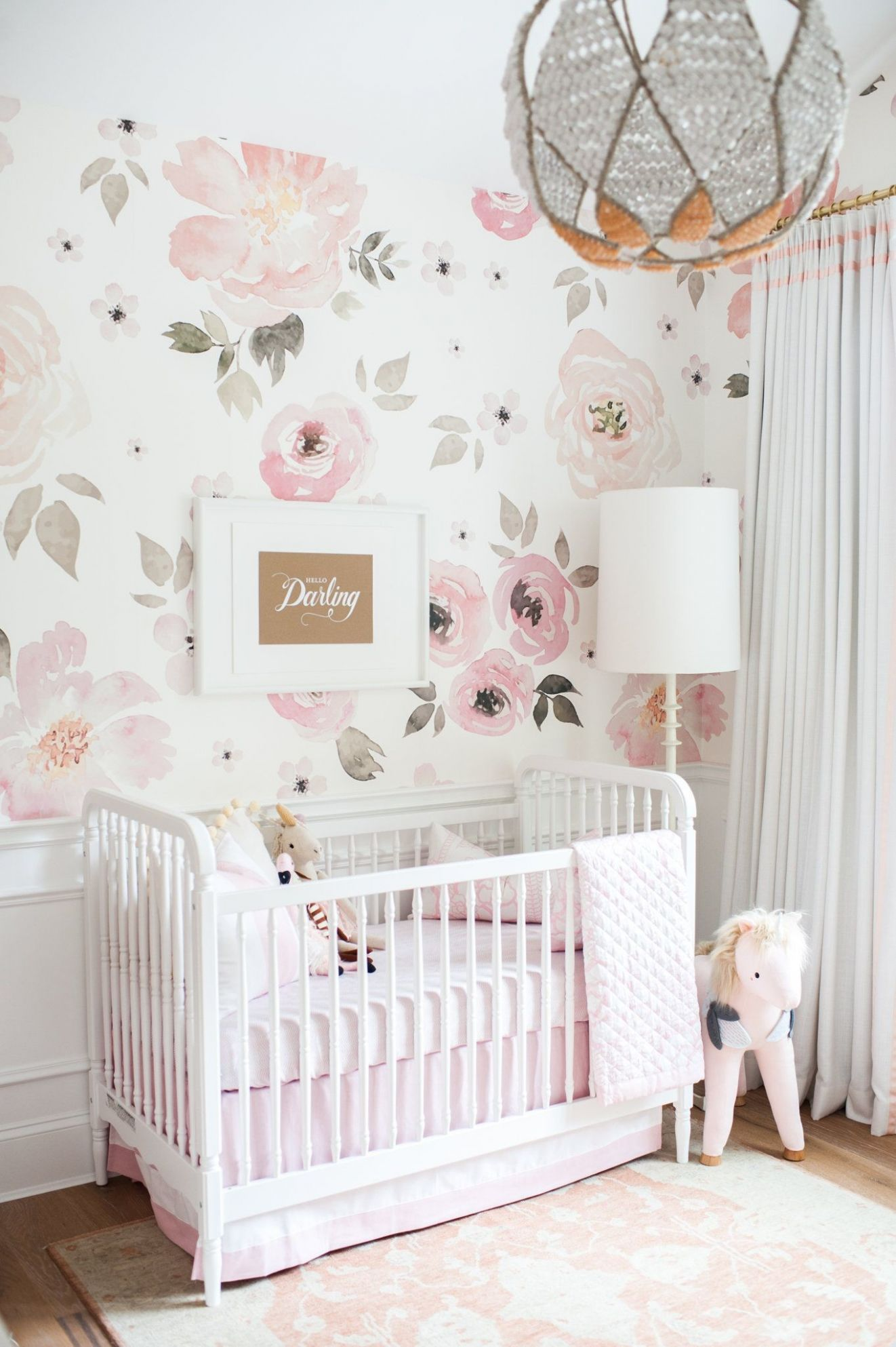 10+ Baby Room Wallpapers on WallpaperPlay - baby room background