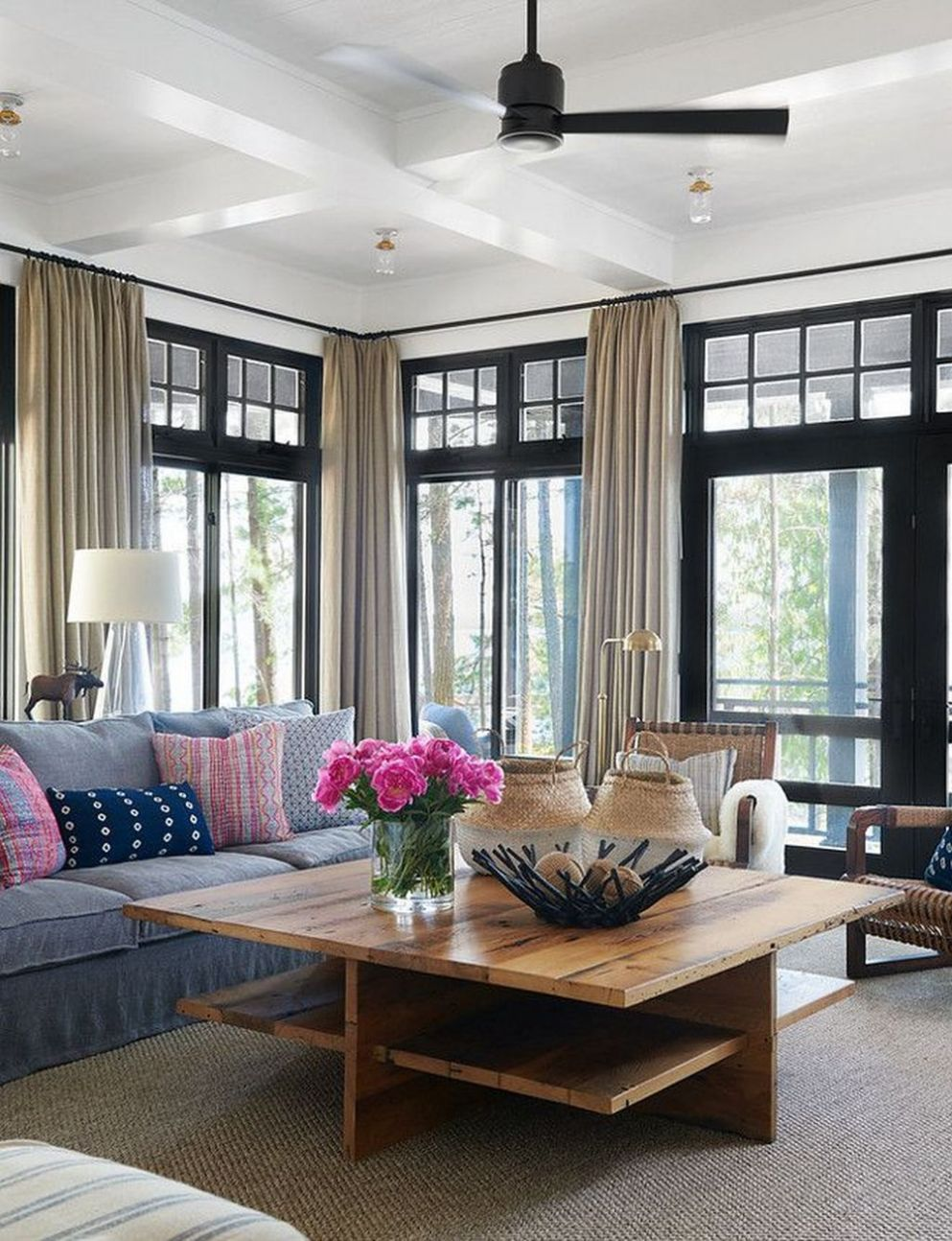 10 Beautiful Home Curtain Ideas For Your Interior Design To Looks ..