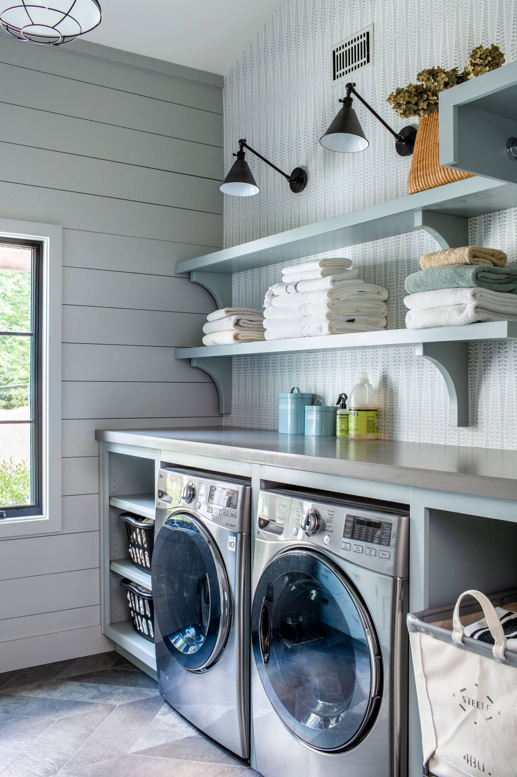 10 Beautiful Laundry Room Pictures & Ideas | Houzz - new laundry room ideas