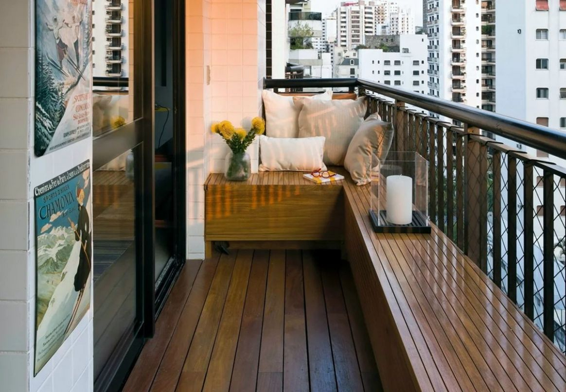10 Beautiful Minimalist Balcony Designs That Make Your Home Look ..