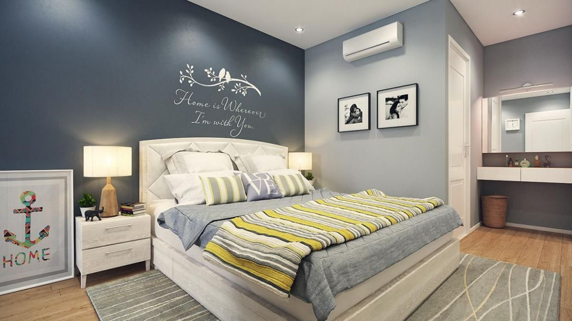 10 Bedroom Color Ideas to Make Your Room Awesome | Couples bedroom ...