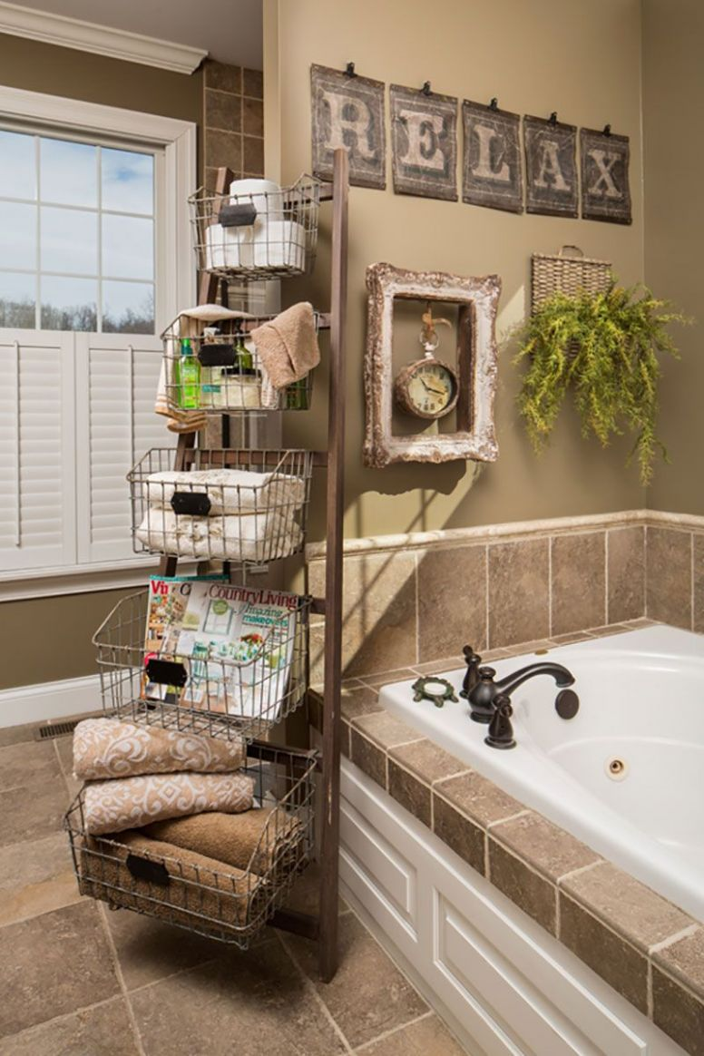 10 Best Bathroom Storage Ideas to Save Space (With images) | Cheap ..