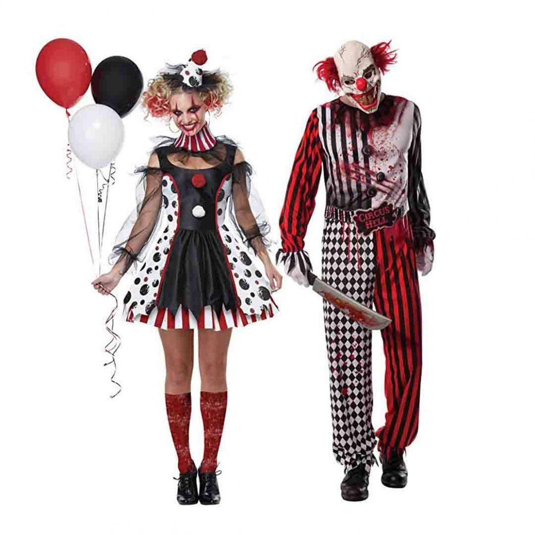 10 Best Couples Halloween Costumes 10 - TheLoveBits - halloween ideas couples 2018