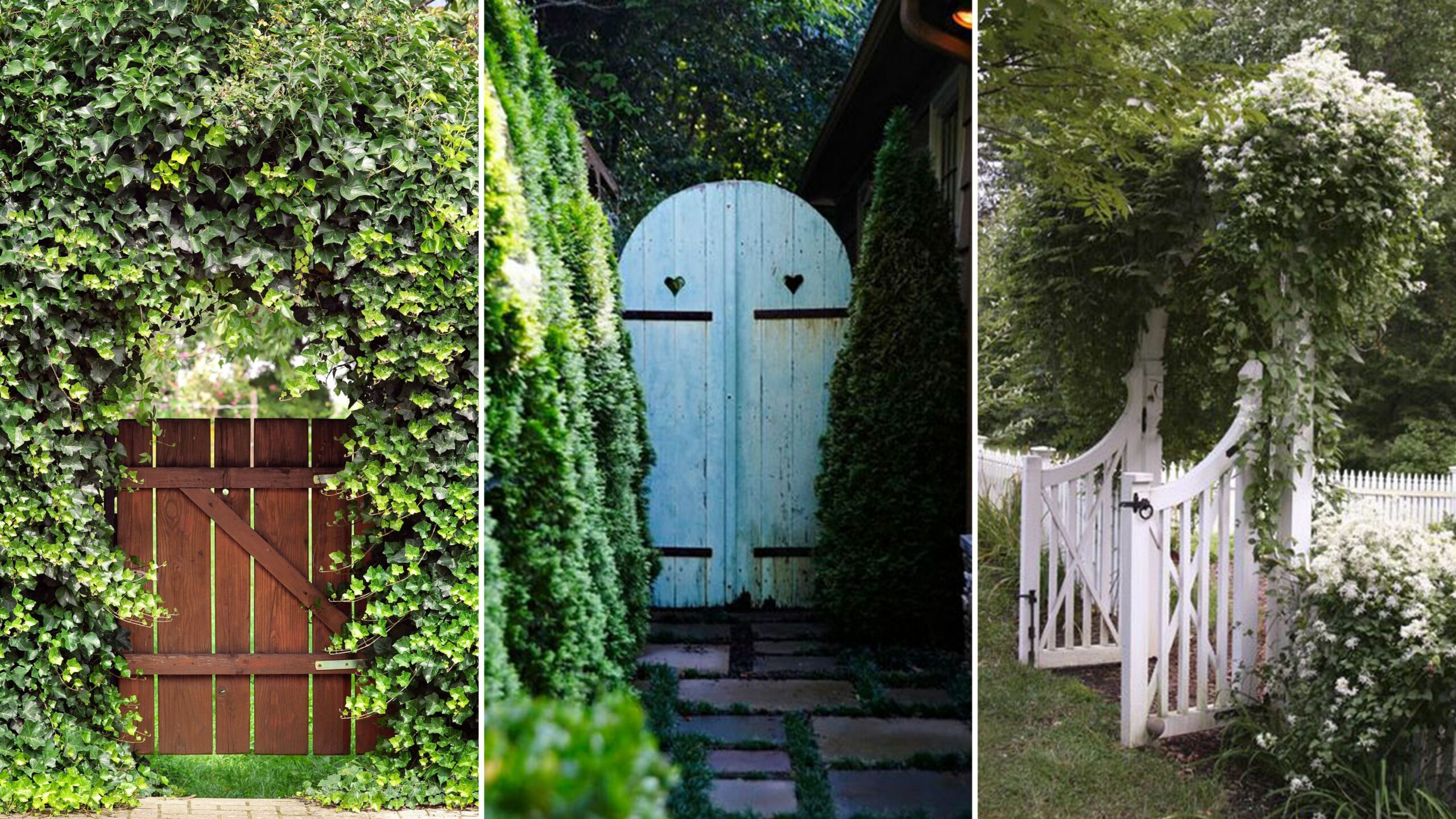 10 Best Garden Gates - Ideas for Beautiful Garden Gates