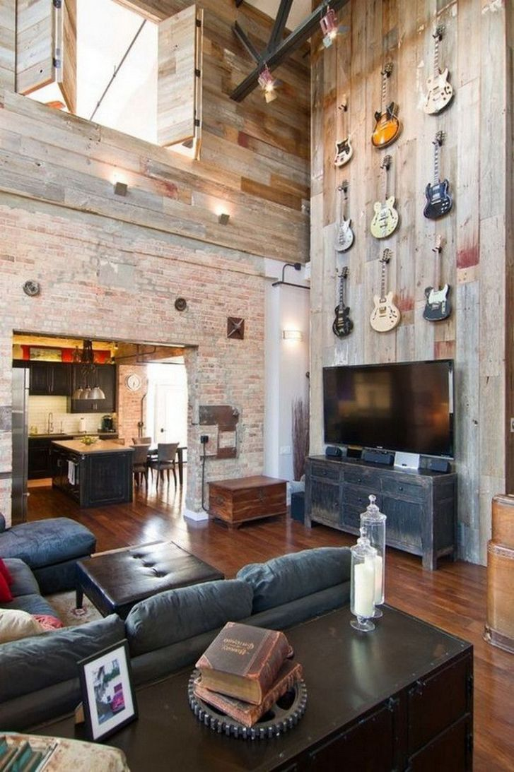 10+ Best Inspiration Industrial Interior Design Ideas for Your ...