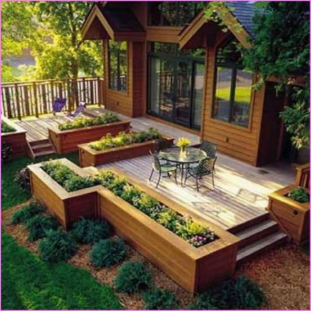 10 Best Raised Garden Bed For Backyard Landscaping Ideas To Try ..