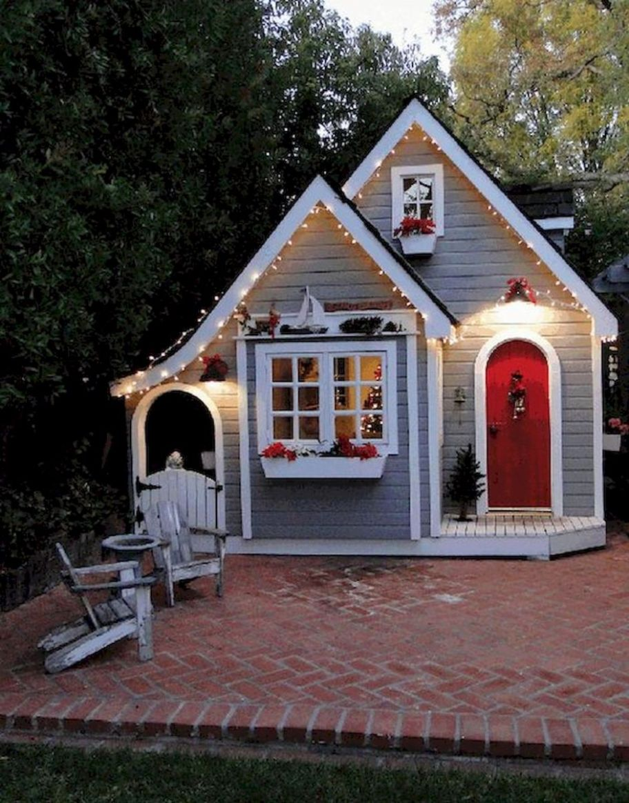 10 Best Tiny House Plans Small Cottages (10) - Ideaboz - tiny house cottages
