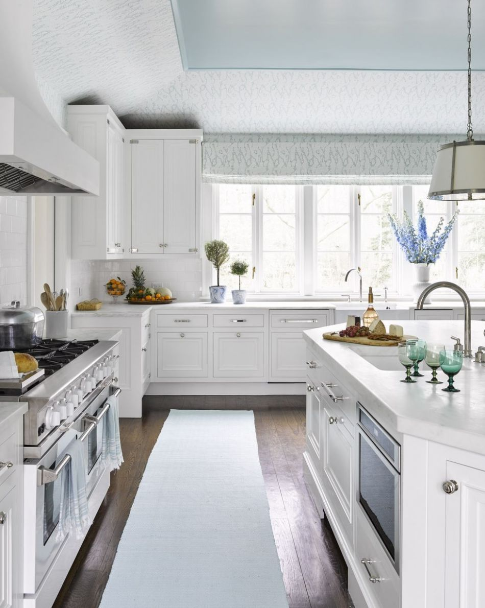 10 Best White Kitchen Ideas - White Kitchen Designs and Decor - kitchen ideas new